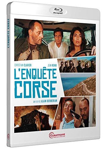 L'Enquête corse Francia Blu-ray