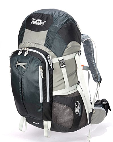 Timberline Venture Above… Mountaineering Hiking Outdoor Backpack Merak 35L Gray