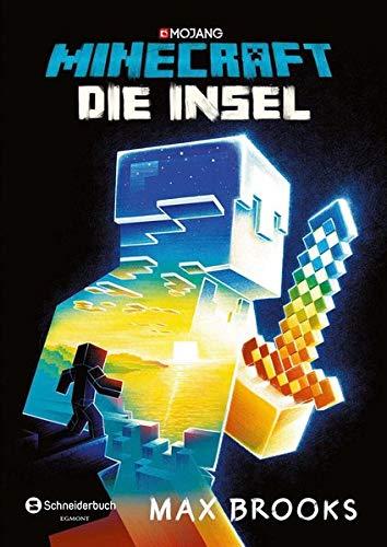 Minecraft - Die Insel: Roman (Minecraft Roman, Band 1)