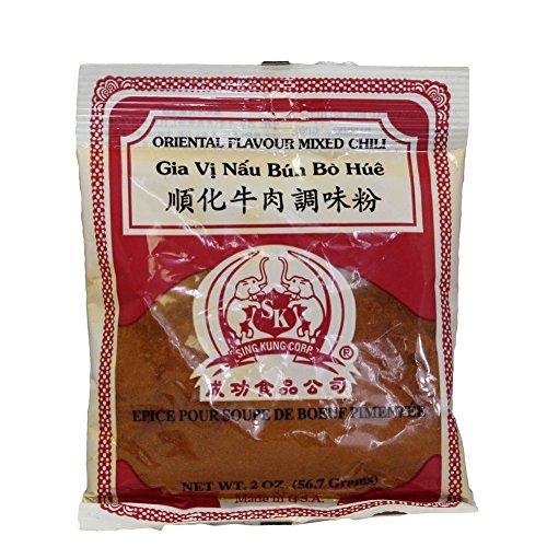 Bun bo Hue chili seasoning