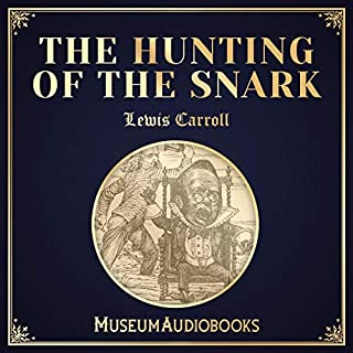 The Hunting of the Snark audiobook cover art