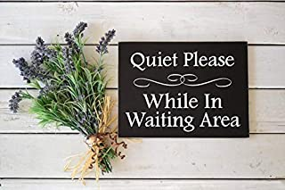 Best quiet area sign Reviews