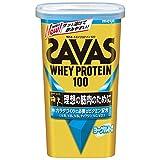 明治 ザバス(SAVAS) ホエイプロテイン100 ヨーグルト風味【14食分】 294g