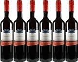 Bremm Dornfelder Rotwein Qualitätswein 2019 Halbtrocken (6 x 0.75 l)