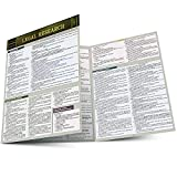 Image of Legal Research: a QuickStudy Laminated Law Reference