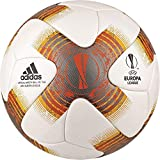 adidas BQ1874 Ballon de Football Mixte Adulte, Blanc/Ironmt/Noir, Taille 5
