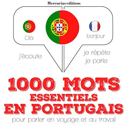 Couverture de 1000 mots essentiels en portugais