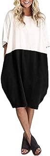 Plus Size Tops Womens Hooded Blouse Girls Casual Cartoon Print Short Sleeve Pockets T Shirt Tunic