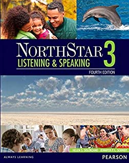 NorthStar Listening and Speaking 3 with MyEnglishLab (4th Edition)