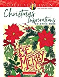 Creative Haven Christmas Inspirations Coloring Book (Creative Haven Coloring Books)
