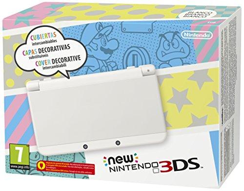 New Nintendo 3DS Bianco