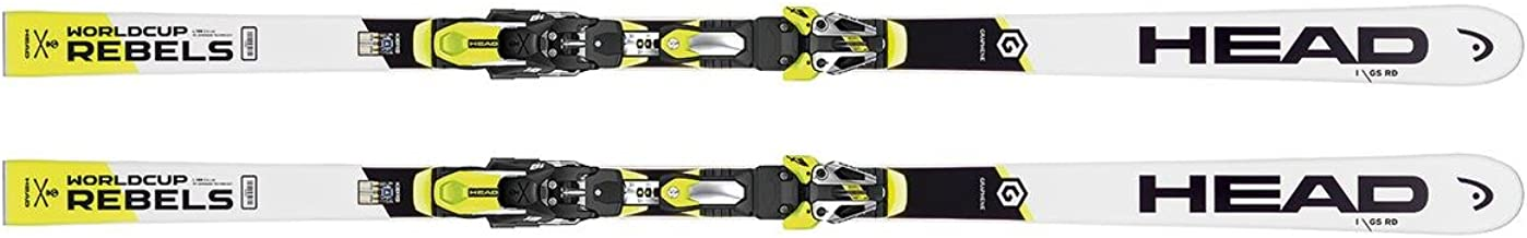 HEAD 2017 WC Rebels iGS Adult 190cm Skis