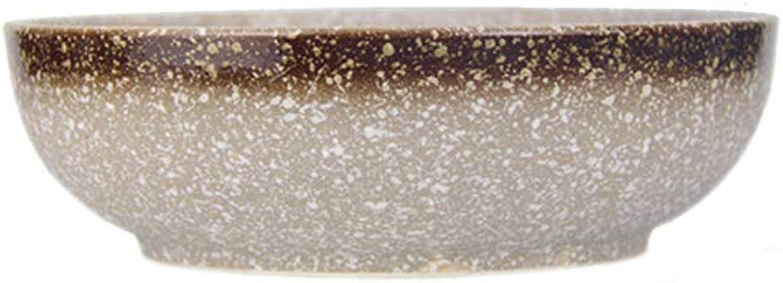 Bol en céramique peinte à la main en poterie classique 8 pouces   10 pouces   12 pouces   14 pouces (Couleur   10 INCHES, Taille   3PCS)