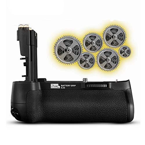 Pixel Vertax E20 Multifunktions-Batteriehandgriff für Canon EOS 5D Mark IV DSLR Kamera(Ersatz Canon BG-E20)