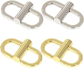 Nifocc Adjustable Metal Buckles for Chain Strap Bag Handbag Shorten Length Chain Links Tiny Clip for Crossbody Chain Strap...