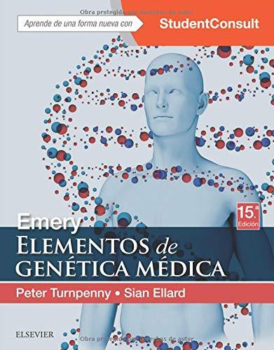 Emery. Elementos de genética médica - 15ª edición