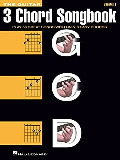 The Guitar Three-Chord Songbook - Volume 3 G-C-D: Melody/Lyrics/Chords