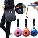 AK Seller Shopping Reusable FoldableShopping Reusable Foldable Shopping Bags Portable Tote Clip Roll Color-Rand (PCE)