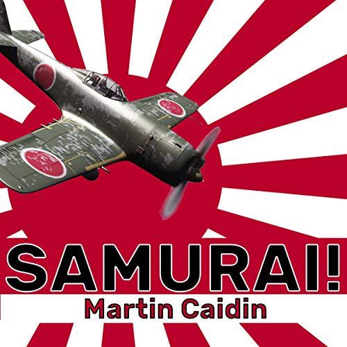 Samurai! audiobook cover art