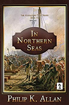 Book's Cover of In Northern Seas (Alexander Clay Series Book 7) (English Edition) Versión Kindle
