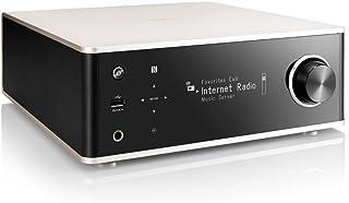 DENON ネットワークレシーバー ハイレゾ音源対応/Bluetooth・Airplay対応 プレミアムシルバー DRA-100-SP