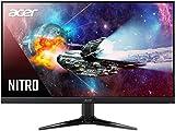 "ACER Monitor 23.8"" LED Nitro QG1 QG241Y 1920 x 1080 Full Tempo di Risposta 1 ms"