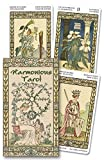 Harmonious Tarot (Lo Scarabeo Decks) (English and Spanish Edition)