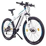 NCM Moscow Plus Bicicleta eléctrica de montaña, 250W, Batería 48V 16Ah • 768Wh...