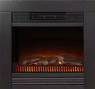 Inserto para chimenea eléctrica rubifires Lucius Potencia 0–900–1800W con Control delanteros incassabile de paredes de yeso o de abbinare alle Marcos Ruby Fires