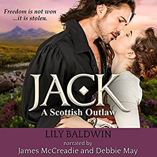 Jack: A Scottish Outlaw cover art