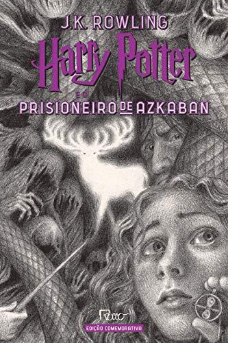 HARRY POTTER E O PRISIONEIRO DE AZKABAN (CAPA DURA) – Edição Comemorativa dos 20 anos da Coleção Harry Potter