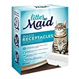 LitterMaid Waste Receptacles Disposable/Sealable Waste Receptacles for Automatic Litter Boxes