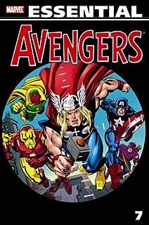 Essential Avengers, Vol. 7 (Marvel Essentials)