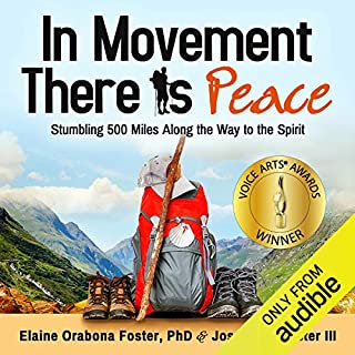 In Movement There Is Peace audiobook cover art