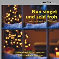 Carols for Advent and Christmas by Carols for Advent & Christmas (Lieder Zu Advent Un (2010-04-03)