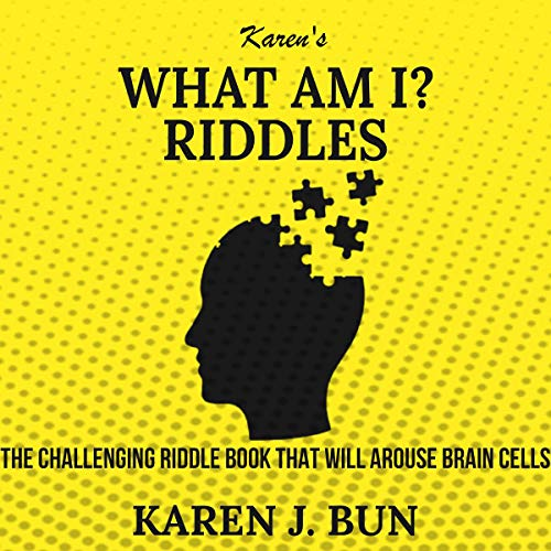 "Couverture de Karen's ""What Am I?"" Riddles"
