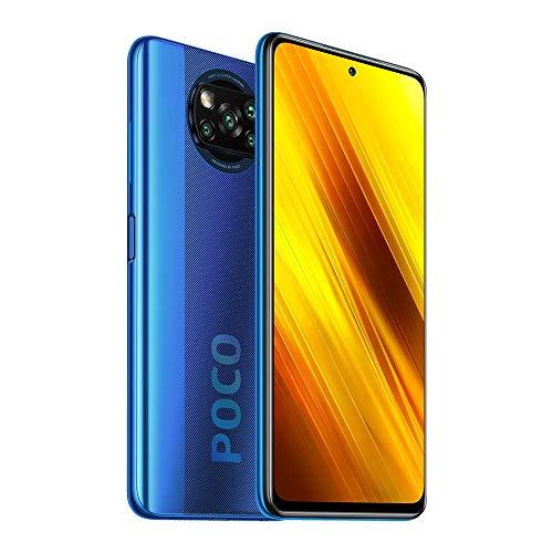 Xiaomi Poco X3 NFC 128GB Cobalt Blue