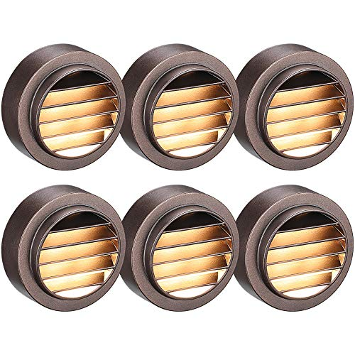 See the TOP 10 Best<br>Round Led Outdoor Step Lights