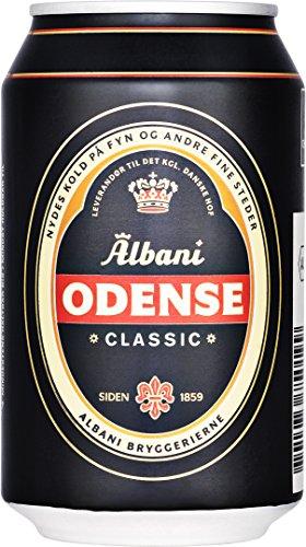 Albani Odense Classic 4,6% 24 x 0,33 ltr. inkl. Pfand