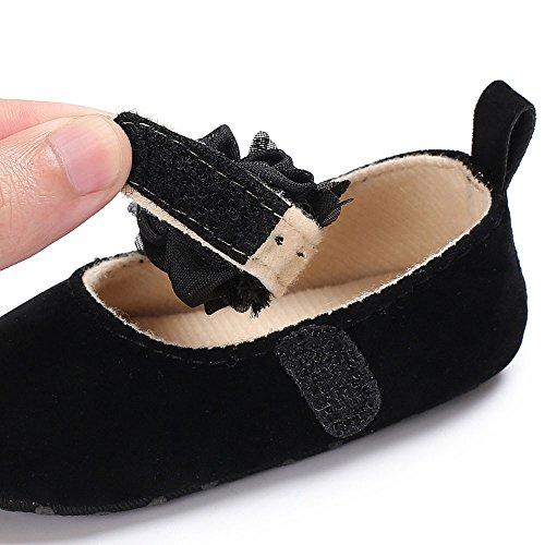 Erste Schritte Schuhe Kind K3, Babyschuhe Kinder Mädchen Weiche Sohle Krippe Kleinkind Neugeborene Kinder 6-12 Monate Günstige Stiefeletten Turnschuhe für Kindertag