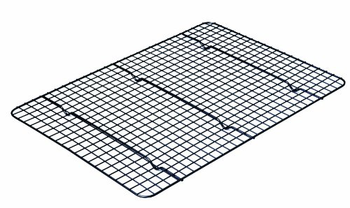 Chicago Metallic Professional Non-Stick Cooling Rack, 16.75-Inch-by-11.75-Inch