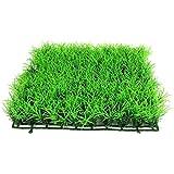 Turf Simulada Agua De La Hierba Acuario Plástico Césped Artificial Grass Ornamento Pecera Decoración
