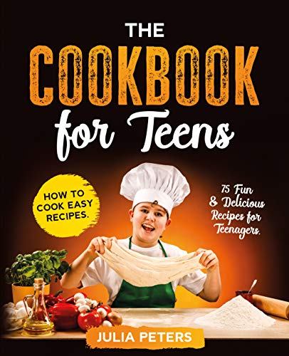 The Cookbook For Teens by Julia Peters ebook deal