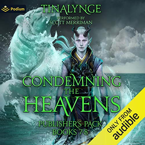 Condemning the Heavens: Publisher's Pack 4 Audiobook By Tinalynge cover art