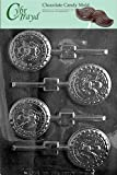 ARMY POP chocolate candy mold