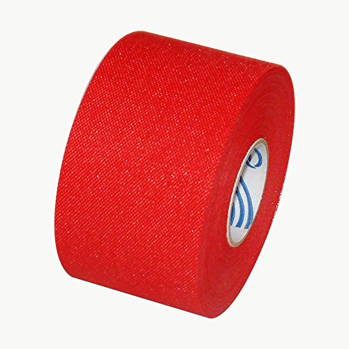 Jaybird & Mais 20C Trainers Economy Non-Elastic Athletic Tape: 1-1/2 in. x 15 yds. (Red)