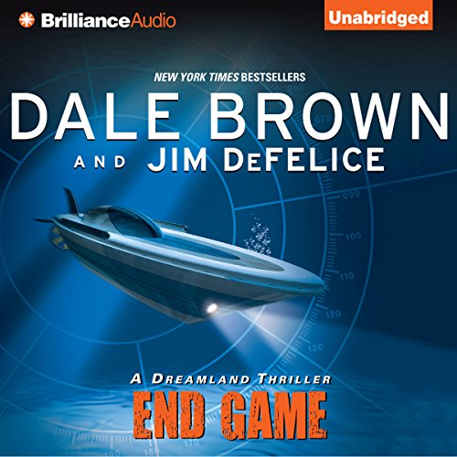 Dale Brown's Dreamland: End Game audiobook cover art