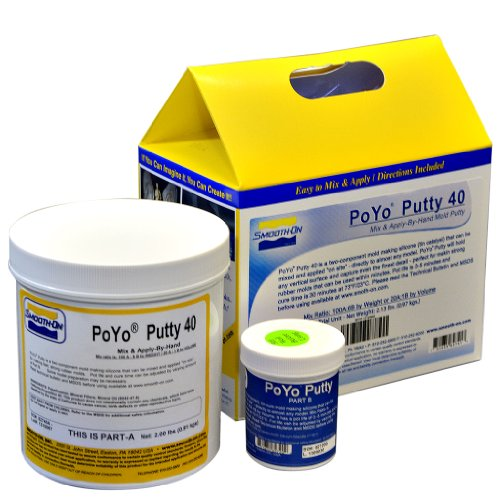 PoYo Silicone Mold Making Putty - Trial Unit