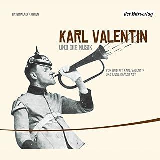Karl Valentin und die Musik (Valentin-Edition 5) Titelbild