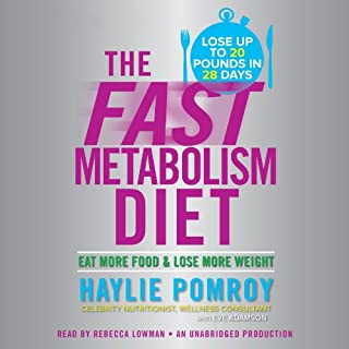 Couverture de The Fast Metabolism Diet